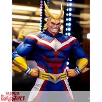 """MY HERO ACADEMIA - ALL MIGHT - DXF FIGURE """"AGE OF HEROES"""" VOL.1"""
