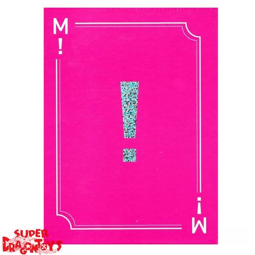 MAMAMOO - PINK FUNKY - 3RD MINI ALBUM