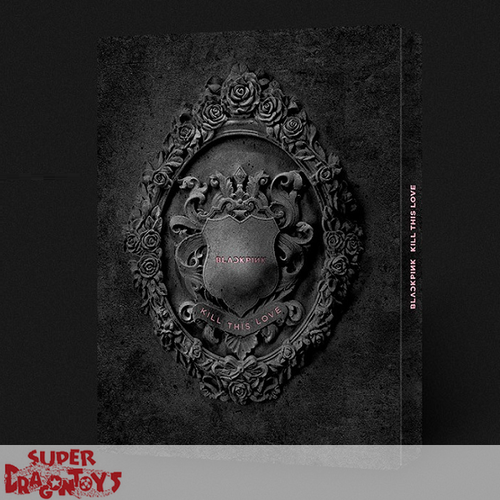 BLACKPINK - KILL THIS LOVE - [BLACK] VERSION - 2ND MINI ALBUM