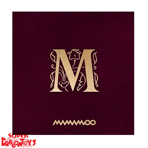 MAMAMOO - MEMORY - 4TH ALBUM