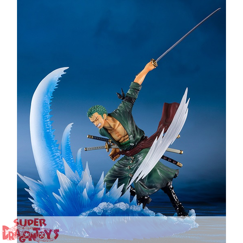 "BANDAI ONE PIECE - RORONOA ZORO [YAKKO DORI ""BIRD DANCE"" ATTACK] - FIGUARTS ZERO EXTRA BATTLE"