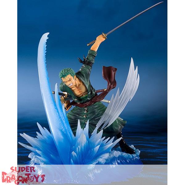 """BANDAI ONE PIECE - RORONOA ZORO [YAKKO DORI """"BIRD DANCE"""" ATTACK] - FIGUARTS ZERO EXTRA BATTLE"""