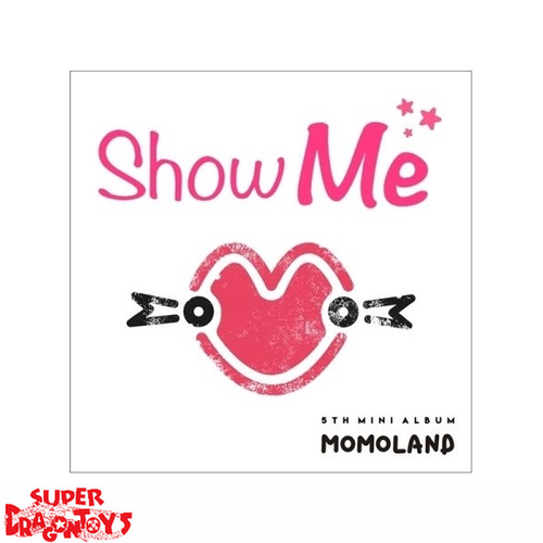 MOMOLAND - SHOW ME - 5TH MINI ALBUM