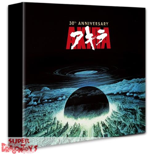 "DYBEX AKIRA - EDITION COLLECTOR LIMITEE ""30TH ANNIVERSARY"" [AKIRA SYMPHONY] - COMBO [DVD+BLU RAY]"