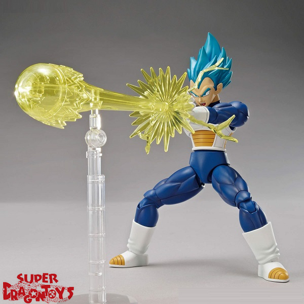 "DRAGON BALL SUPER : THE MOVIE [BROLY] - SUPER SAIYAN GOD SUPER SAIYAN VEGETA [SPECIAL COLOR] - ""FIGURE RISE STANDARD"" MODEL KIT"