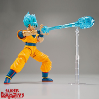 "DRAGON BALL SUPER : THE MOVIE [BROLY] - SUPER SAIYAN GOD SUPER SAIYAN SON GOKOU [SPECIAL COLOR] - ""FIGURE RISE STANDARD"" MODEL KIT"