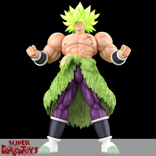 "BANDAI DRAGON BALL SUPER : THE MOVIE [BROLY] - SUPER SAIYAN BROLY [FULL POWER] - ""FIGURE RISE STANDARD"" MODEL KIT"