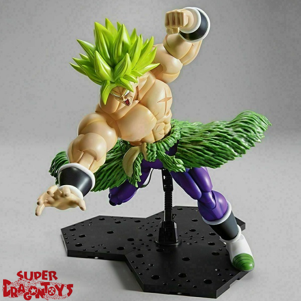 "DRAGON BALL SUPER : THE MOVIE [BROLY] - SUPER SAIYAN BROLY [FULL POWER] - ""FIGURE RISE STANDARD"" MODEL KIT"