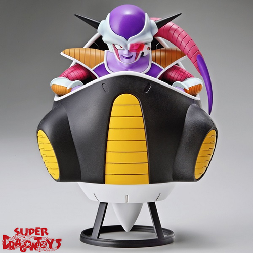 "BANDAI DRAGON BALL Z - FRIEZA HOVER POD - ""FIGURE RISE MECHANICS"" MODEL KIT"