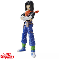 "DRAGON BALL Z - ANDROID 17 - ""FIGURE RISE STANDARD"" MODEL KIT"