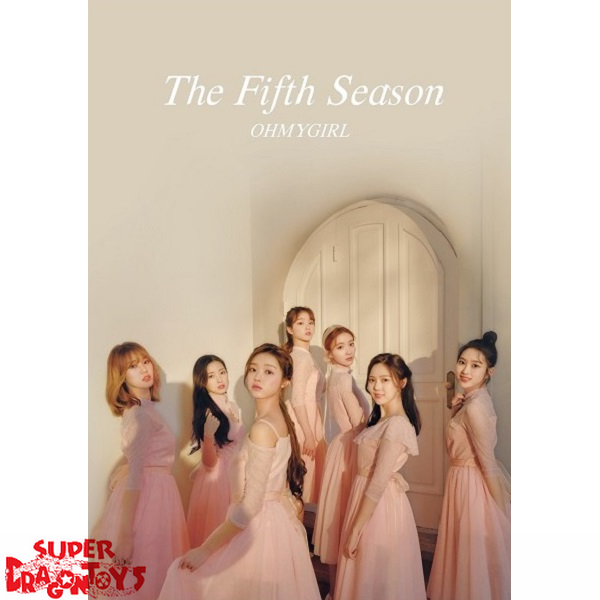 OH MY GIRL - THE FIFTH SEASON - [PHOTOGRAPHY] VERSION - 1ST ALBUM