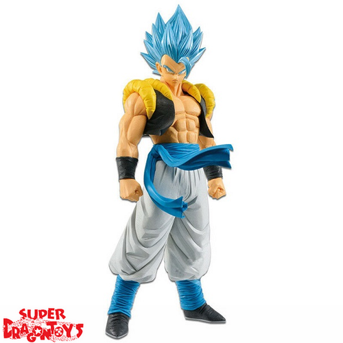 "BANPRESTO  DRAGON BALL Z - SUPER SAIYAN GOD SUPER SAIYAN GOGETA - ""GRANDISTA"" RESOLUTION OF SOLDIERS"