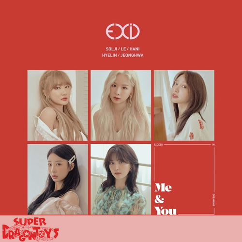 EXID - WE - MINI ALBUM
