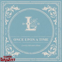 LOVELIZ - ONCE UPON A TIME - [RANDOM COVER] - 6TH MINI ALBUM