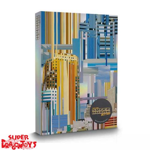 NCT127 - WE ARE SUPERHUMAN - 4TH MINI ALBUM