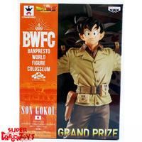 BANPRESTO  DRAGON BALL Z - SON GOKOU - BANPRESTO WORLD FIGURE COLOSSEUM [2018] GRAND PRIZE