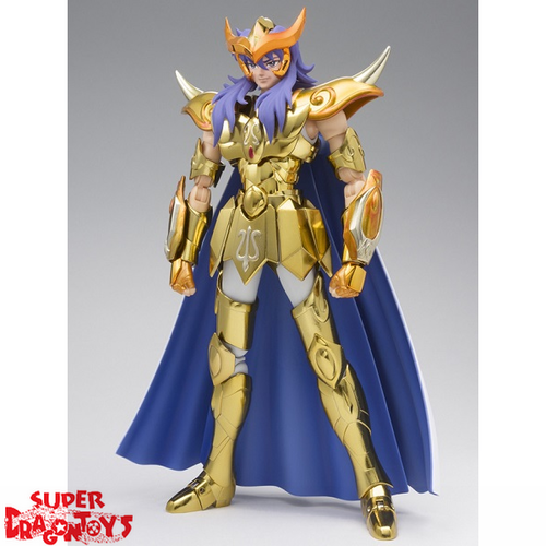 BANDAI SAINT SEIYA - SCORPIO MILO EX - [SAINTIA SHO COLOR EDITION] MYTH CLOTH