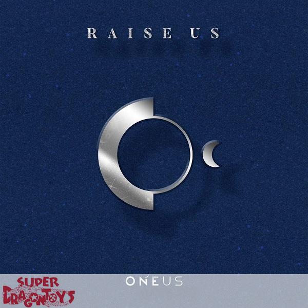 ONEUS - RAISE US - [DAWN] VERSION - 2ND MINI ALBUM