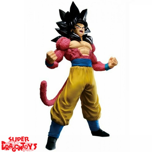 DRAGON BALL GT - SUPER SAIYAN 4 SON GOKOU - BLOOD OF SAIYANS [SPECIAL EDITION] COLLECTION