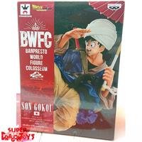 BANPRESTO  DRAGON BALL Z - SON GOKOU - BANPRESTO WORLD FIGURE COLOSSEUM [2018]