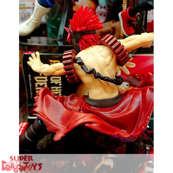 "BANPRESTO  MY HERO ACADEMIA - EIJIRO KIRISHIMA - DXF FIGURE ""THE AMAZING HEROES"" VOL.4"