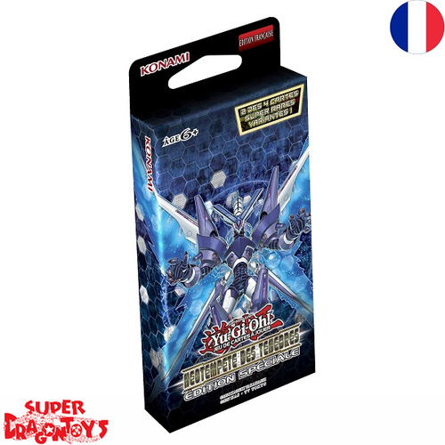"KONAMI YUGIOH TCG - PACK EDITION SPECIALE ""NEOTEMPETE DES TENEBRES"" - EDITION FRANCAISE"