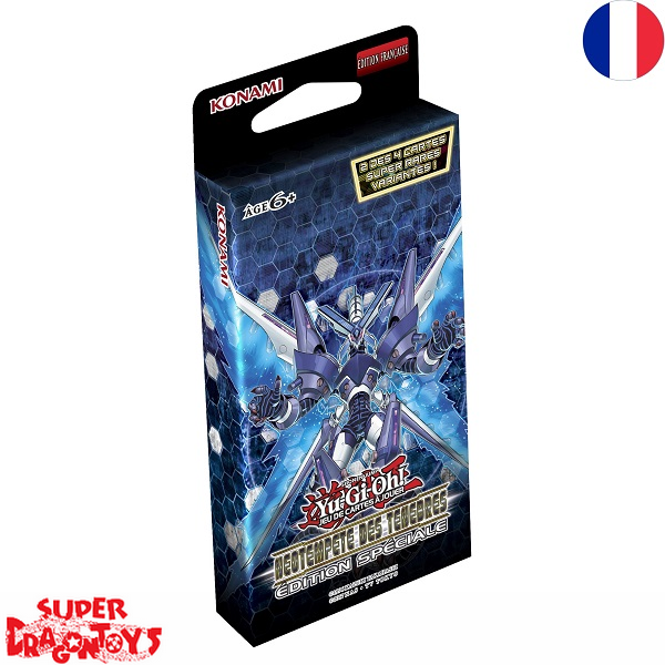 """YUGIOH TCG - PACK EDITION SPECIALE """"NEOTEMPETE DES TENEBRES"""" - EDITION FRANCAISE"""