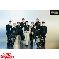 """NCT 127 - """"WE ARE SUPERHUMAN"""" OFFICIAL POSTER"""