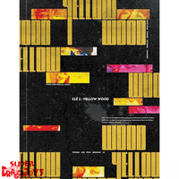 STRAY KIDS - CLE2 : YELLOW WOOD - [YELLOW WOOD] VERSION - MINI ALBUM