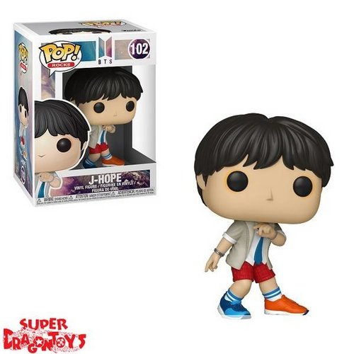 FUNKO  BTS - J-HOPE - FUNKO POP