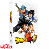 AB VIDEO DRAGON BALL SUPER - PART 2 - EDITION COLLECTOR - COFFRET [FORMAT A4] BLU RAY