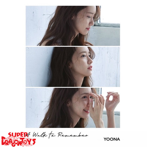 YOONA - A WALK TO REMEMBER - SPECIAL ALBUM