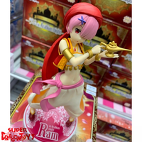 RE ZERO - RAM [IN ARABIAN NIGHT] - PREMIUM [SSS] FIGURE