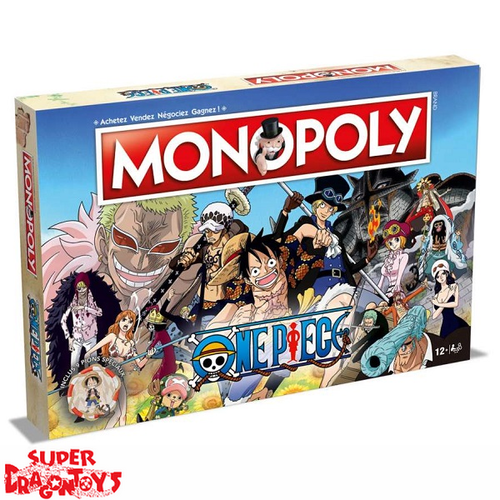 "ONE PIECE - MONOPOLY ""ONE PIECE"" - EDITION FRANCAISE"