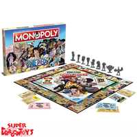 """ONE PIECE - MONOPOLY """"ONE PIECE"""" - EDITION FRANCAISE"""