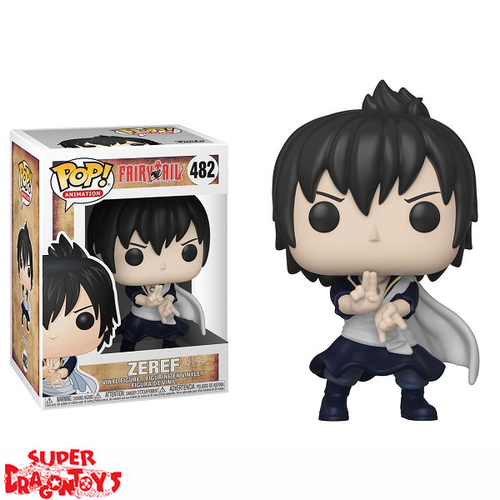 FUNKO  FAIRY TAIL - ZEREF - FUNKO POP