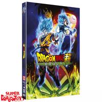 DRAGON BALL SUPER : BROLY - LE FILM - DVD