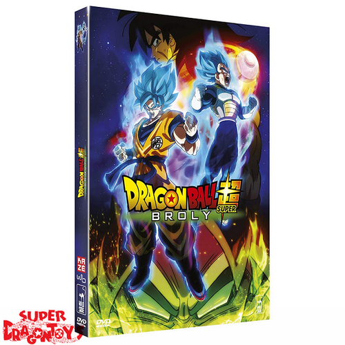 DRAGON BALL SUPER : BROLY - LE FILM - DVD