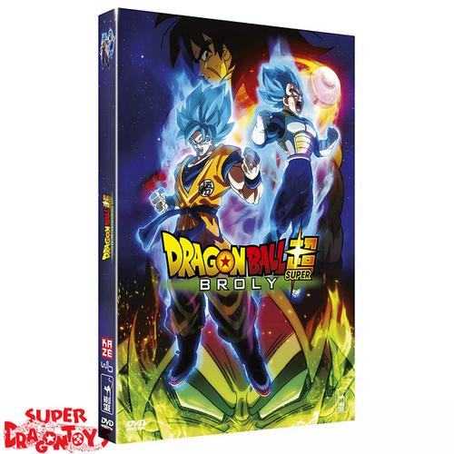 KAZE VIDEO DRAGON BALL SUPER : BROLY - LE FILM - DVD