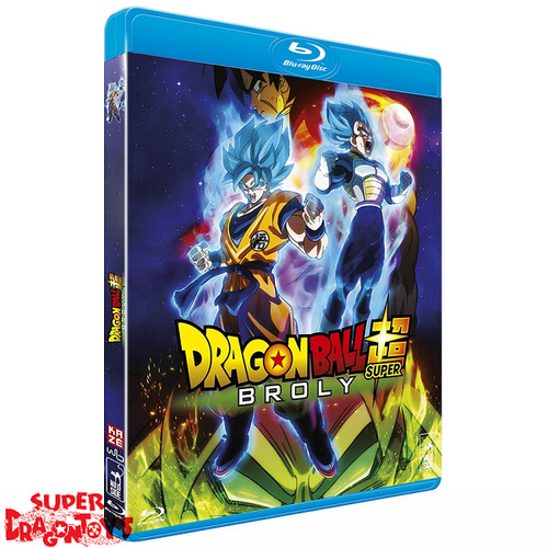 DRAGON BALL SUPER : BROLY - LE FILM - BLU RAY