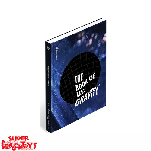 DAY6 - THE BOOK OF US : GRAVITY - [SOUL] VERSION - 5TH MINI ALBUM