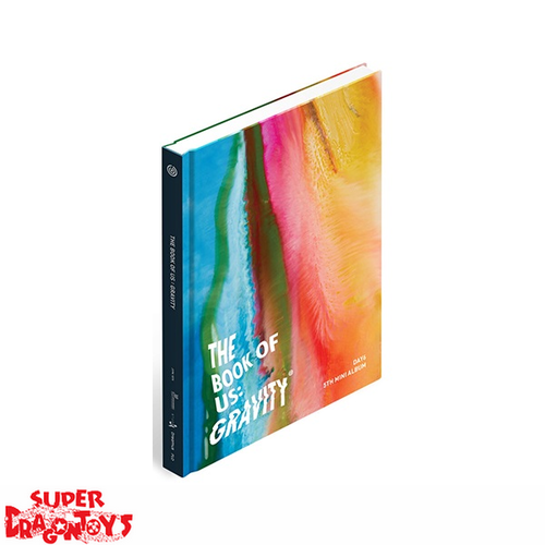 DAY6 - THE BOOK OF US : GRAVITY - [MATE] VERSION - 5TH MINI ALBUM