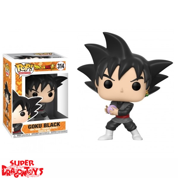 DRAGON BALL SUPER - GOKU BLACK - FUNKO POP