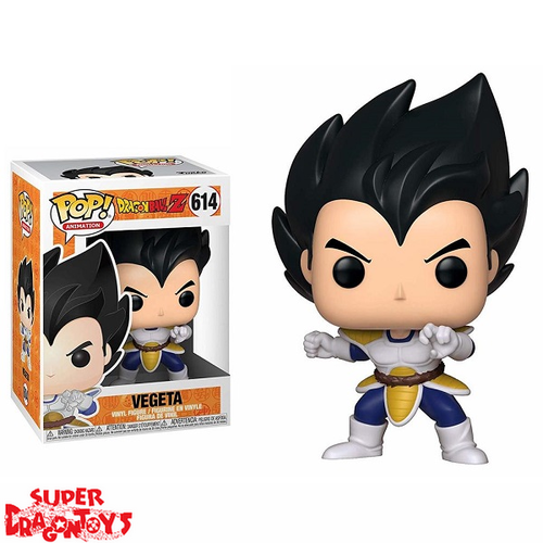DRAGON BALL Z - VEGETA - FUNKO POP