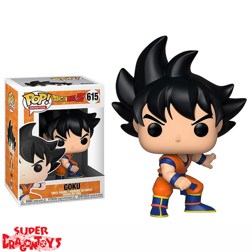 DRAGON BALL Z - GOKU - FUNKO POP