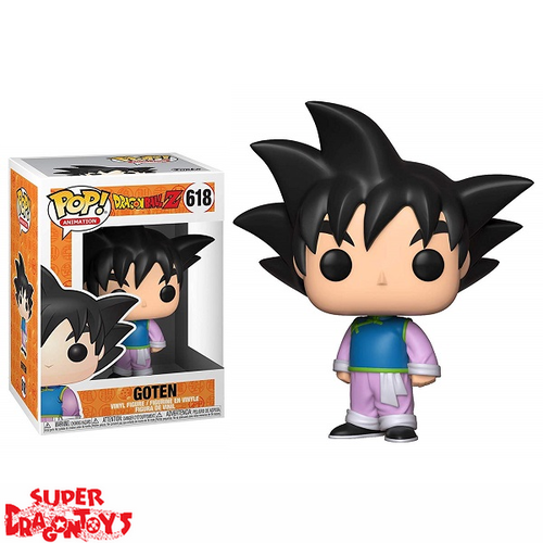 DRAGON BALL Z - GOTEN - FUNKO POP