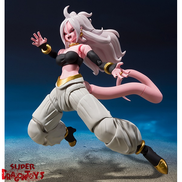 DRAGON BALL Z - ANDROID 21 - S.H. FIGUARTS