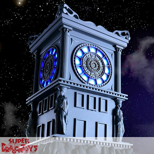 BANDAI SAINT SEIYA - FIRE CLOCK OF THE SANCTUARY - MYHT CLOTH APPENDIX
