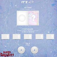 ITZY - IT'Z ICY - [ICY] VERSION - COMEBACK ALBUM