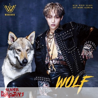 WOOSUNG - WOLF - 1ST MINI ALBUM